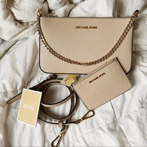 Michael kors jet set travel bundle